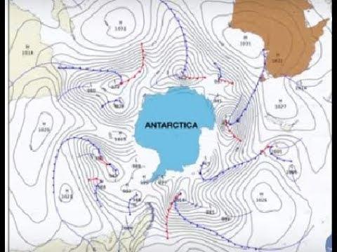 METEOROLOGISTS PREDICT: Extreme Winter Weather Heading Towards Australia -29 June 2017