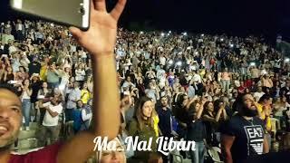 قولي أحبك - كاظم الساهر- مسك ختام مهرجان زحلة لبنان 2018 - الليلة الثانية