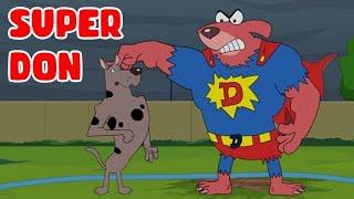 Rat-A-Tat| 'Doggie Don Turns Giant Super Man'|Chotoonz Kids Funny Cartoon Videos