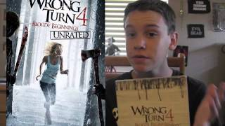 "THR - ""Wrong Turn 4: Bloody Beginnings"" Review"