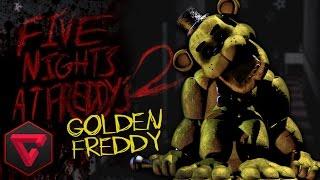 FIVE NIGHTS AT FREDDY'S 2: ¡GOLDEN FREDDY SECRETO!   iTownGamePlay (Night 6)