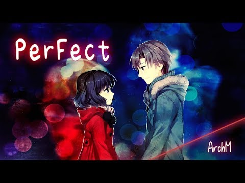 Nightcore Perfect Cover By Sapphire