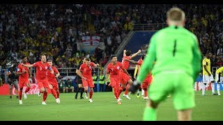 England Wins.  Everyone Goes Nuts.