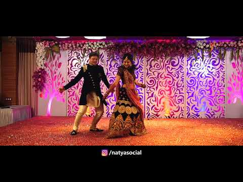 Xxx Mp4 Badri Ki Dulhania Awesome Dance Performance By Bride Groom Natya Social 3gp Sex