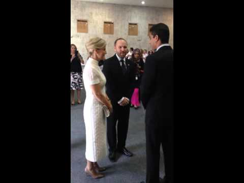 EXCLUSIVE Sophie, Countess of Wessex video - Qatar