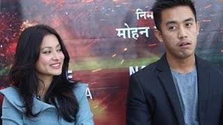 Nepali Movie Press Meet: Tandav