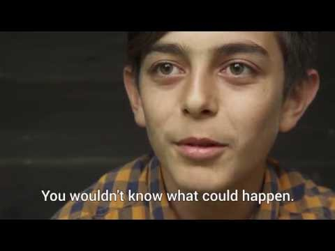 Mustafa's Life in Germany One Year After Fleeing Syria   UNICEF USA