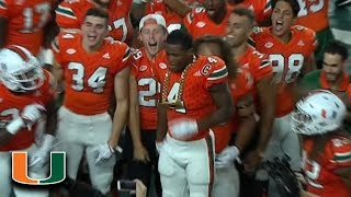 Miami Introduces Notre Dame To The Turnover Chain