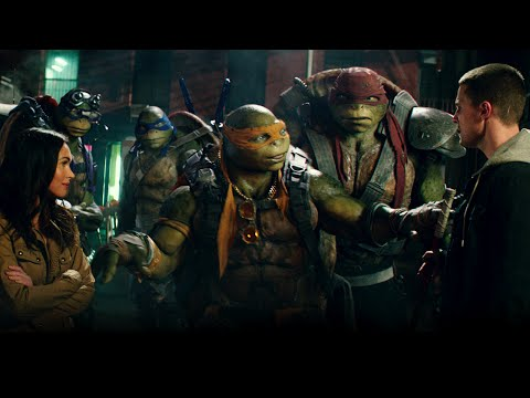 Teenage Mutant Ninja Turtles 2 Trailer 2 2016 Paramount Pictures