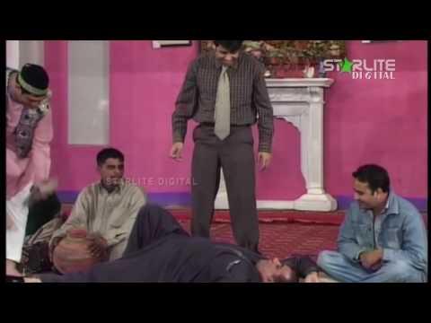 Best Qawali By Zafri Khan and Naseem Vicky Pakistani Stage Drama Full Comedy   YouTube