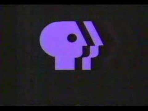 Public Broadcasting Service logo 1984 1989
