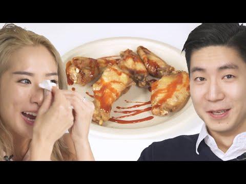 Xxx Mp4 We Tried Korea S Spiciest Sauce 3gp Sex