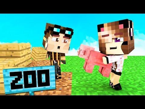 Xxx Mp4 COSTRUIAMO UNO ZOO SU MINECRAFT Casa Di Minecraft LIVE 3gp Sex