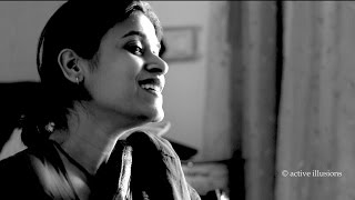 हिंदी (उर्दू) कविता : Tumhare Khat mein likha : Aditi Kalkunte with Manish Gupta - Hindi Studio