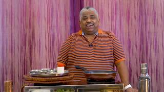 Karuvepilai Saadham | Curry Leaves Rice by Chef Damu