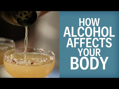 How Alcohol Affects Your Brain And