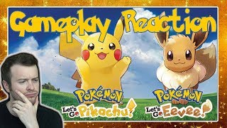 🔴 POKÉMON LET'S GO PIKACHU & EEVEE 🎇 E3 2018 Nintendo Treehouse Gameplay Live Reaction