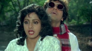 Gair Kaanooni - Part 9 Of 15 - Govinda - Sridevi - Superhit Bollywood Movies