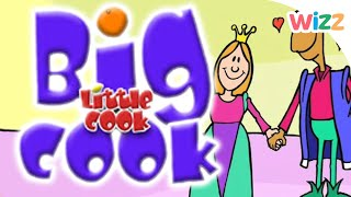 Big Cook Little Cook - Princess And The Pea (Full Episode)