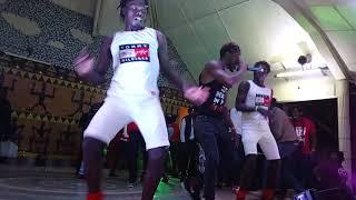 Sweetstar live performance at Cabanas Nairobi, Kenya