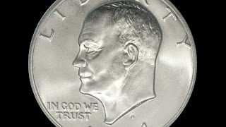 PRICEY High End Eisenhower Dollar Collecting With Photo Grading Guide