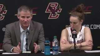 Women's Basketball Postgame Press Conference: Nov. 15