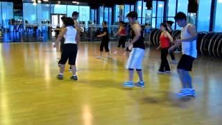 Ronnie's Cardio Dance - CFBV - 11April2010