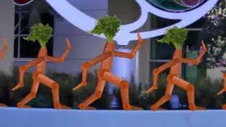 Dancing Carrot Man 3