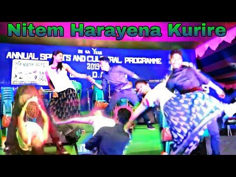 Xxx Mp4 New Santali Video 2019 Nitem Harayena Kurire Raj Amp Silpa Stage Performance D A P U S 3gp Sex