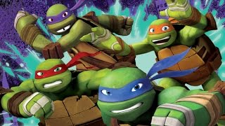 First 30 Minutes: Teenage Mutant Ninja Turtles: Danger of the Ooze [XBOX360/PS3]