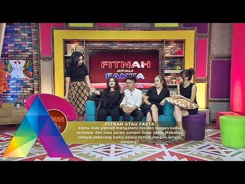 RUMPI - Pricill Blink Ogah Bahas Sang Mantan 17/02/16