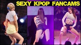 Sexiest Korean Female Idol K-Pop Fan-Cams (섹시한 직캠) [PART 1]