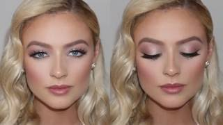 Soft Bridal Makeup by Melissa Sassine