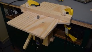 Make Mini Drill Press, Router base, Router table, Drum sander (in one tool), Part 2