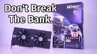 AMD RX 570 Review - Sapphire Nitro+ Edition