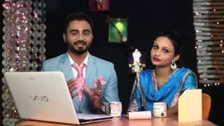 Meet Brar Harmandeep Interview Satth Sarotian Di DD Punjabi