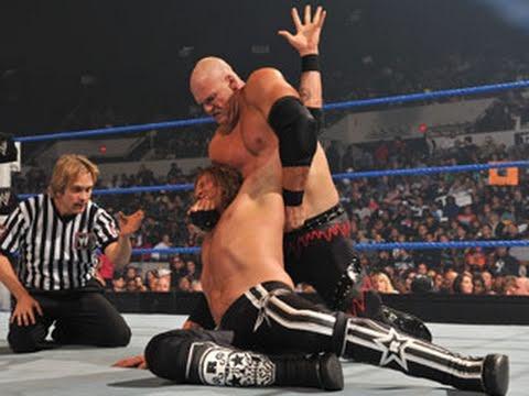 SmackDown: Edge vs. Kane - Winner decides WWE TLC stipulation