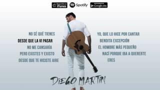 Diego Martín - Con los Pies en el Cielo (Álbum Completo)