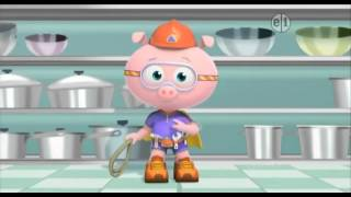 059 Super Why    The Cookbook
