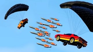 MOST INSANE MID-AIR ROCKET KILL! (GTA 5 Funny Moments)