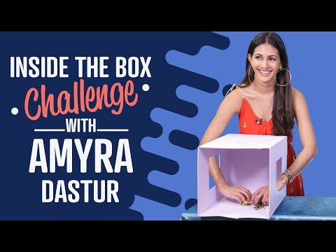 Xxx Mp4 Amyra Dastur Inside The Box Challenge Bollywood Pinkvilla Lifestyle Fashion 3gp Sex