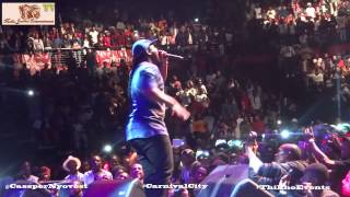 @CassperNyovest My Own Live Performance At Big Top Arena Carnival City