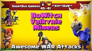 ShortBus Gamers Vs **XIII**iRaN** | Post UPDATE War Recap #52 | COC 2018 |