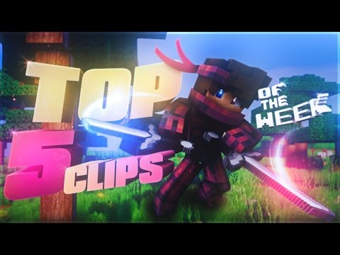 〤 TOP 3 CLIPS Of The Week [Gomme] 〤 Woche [52]   ~MinecrAvenger
