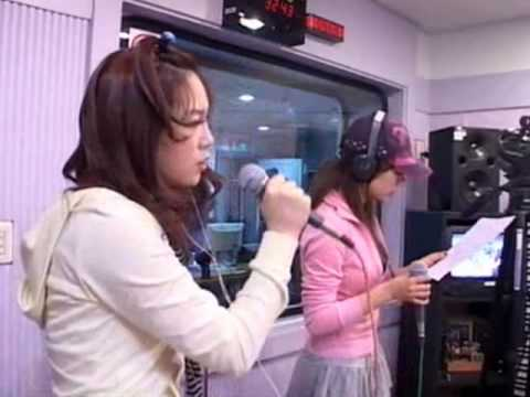 Taeyeon Sunny ost - Sarangingulyo (It's love) Chinchin Apr 14, 2010 GIRLS' GENERATION Live HQ