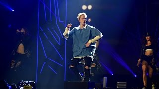 Justin Bieber - What Do You Mean? (Radio 1