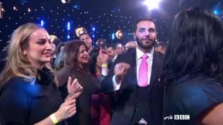گلچین ترانههای دهه شصت/دیجی طبا/اجرای نوروز ۱۳۹۶ بیبیسی
