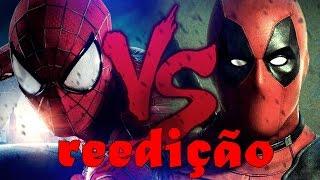 CarlosEdits#4: Homem Aranha vs Deadpool (BDD) [TecPlays] REEDIÇÃO
