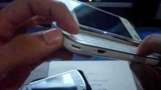How to hard reset Nokia N97 Mini