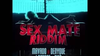 Sex Mate Riddim - mixed by Curfew 2014